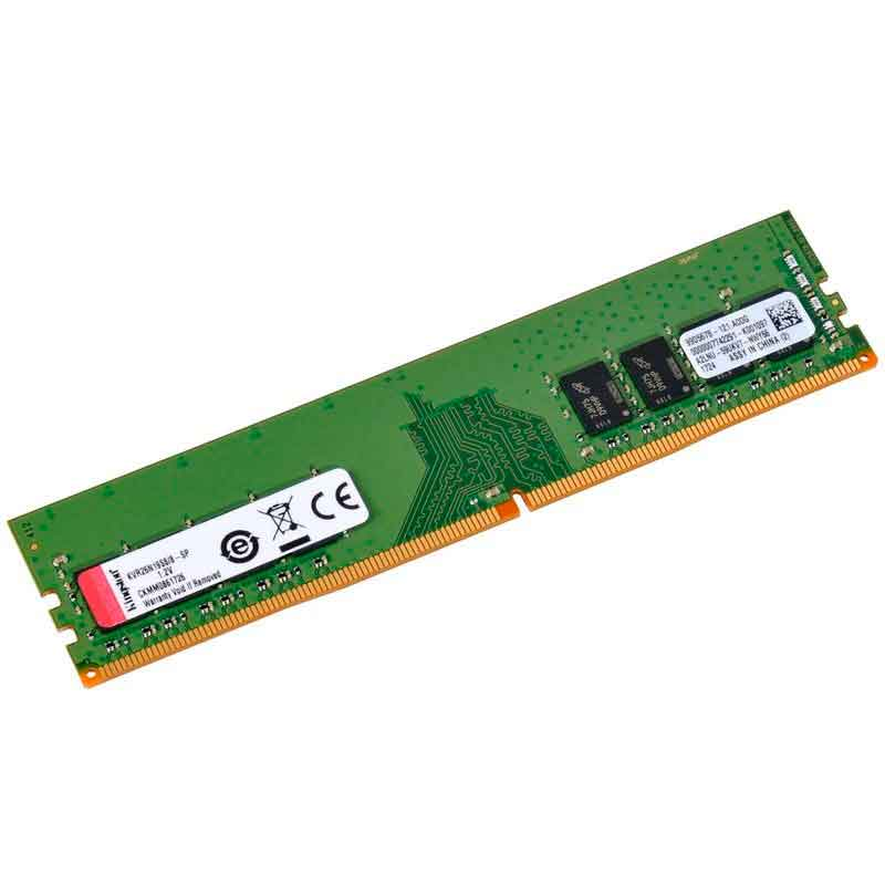 Memoria DDR4 DIMM 8GB Kingston 2666MHz CL19