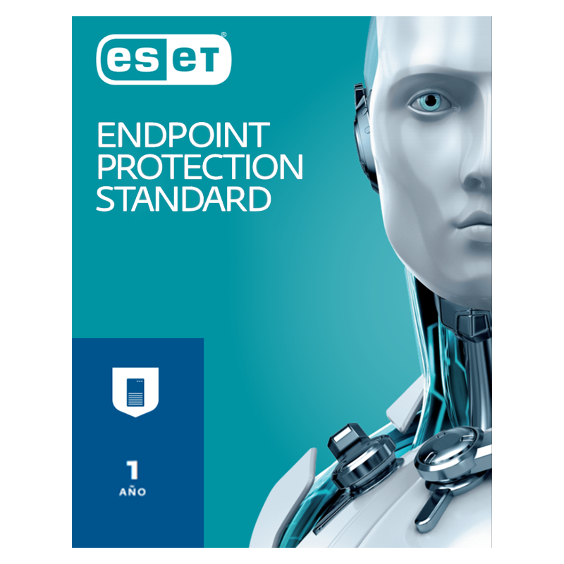 Licencia ESET Endpoint Protection Standard 1 Año